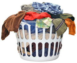 Distinctive Cleaners Services - Wash and Fold